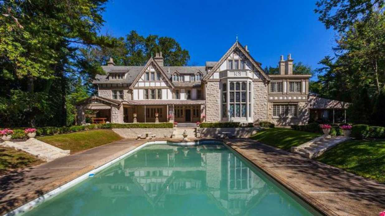 Tour Maryland's Most Expensive Home — Now Listed for $25.9 Million!