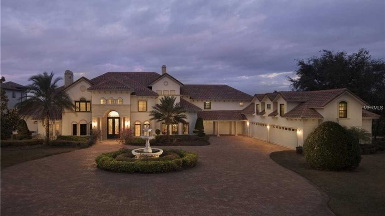 Former Gator Percy Harvin's Florida Mansion Can Be Yours for $2.75 Million