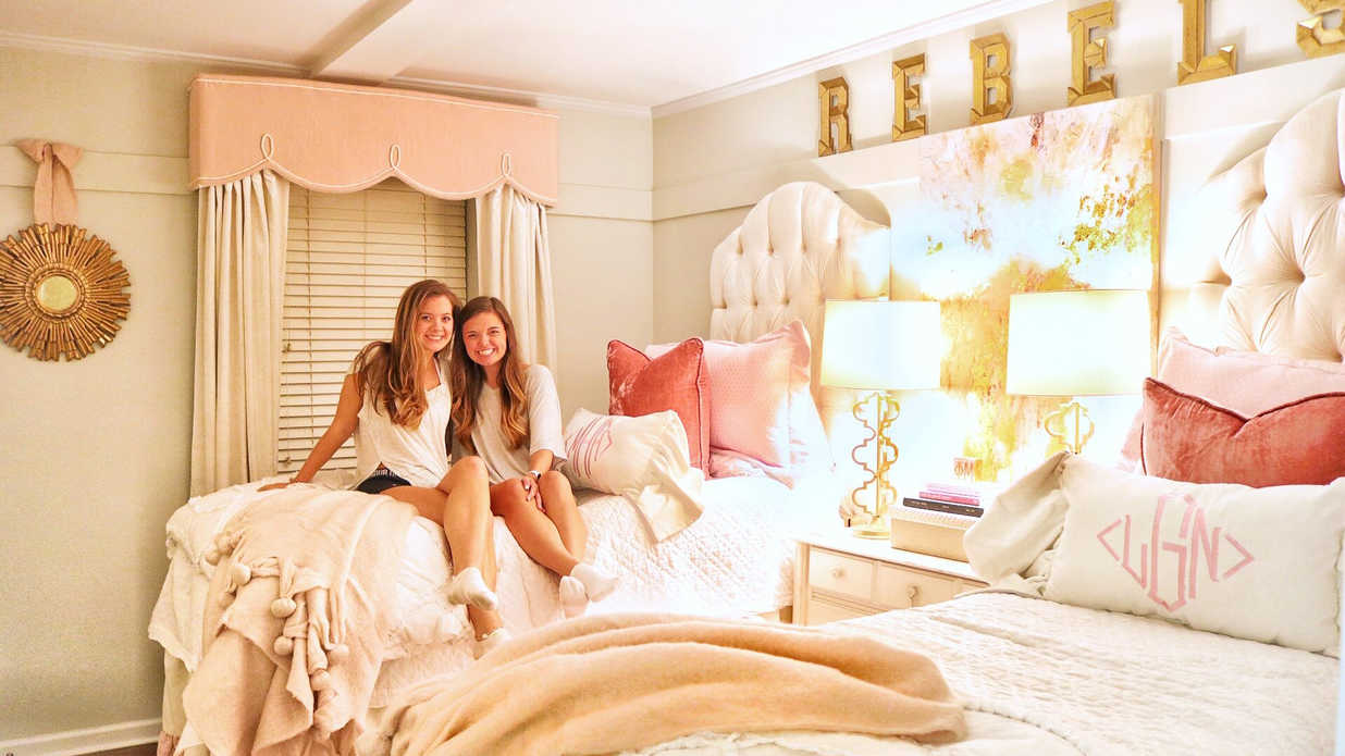 Check Out This Year's Most Unbelievable Dorm Room Makeover