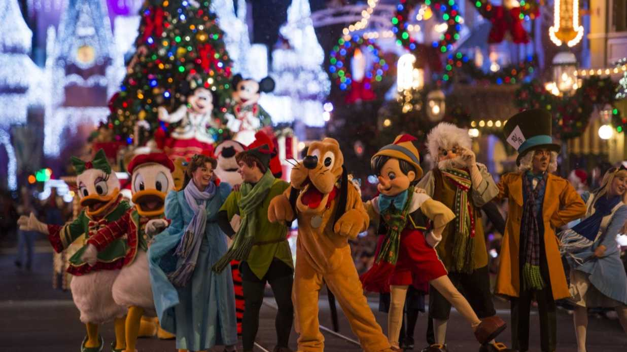 Disney World Christmas Events 2018 Southern Living