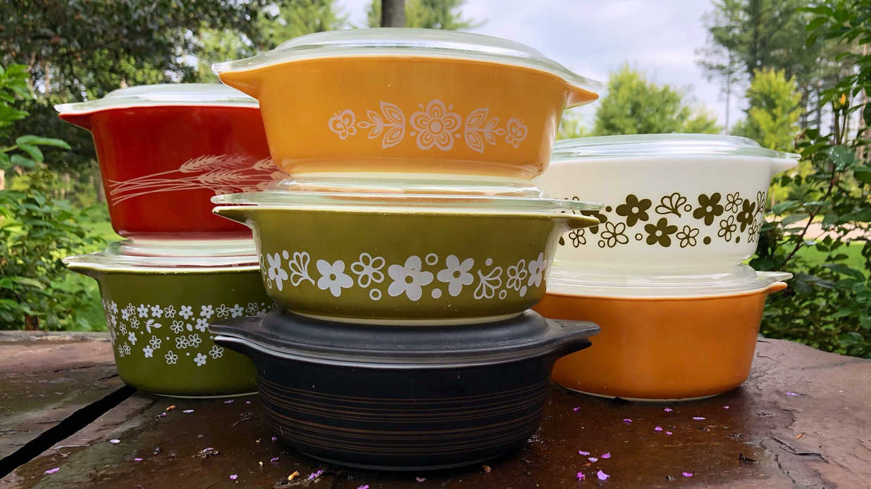 Vintage Pyrex Dishes That'll Remind You of Mama's House—And They're For Sale
