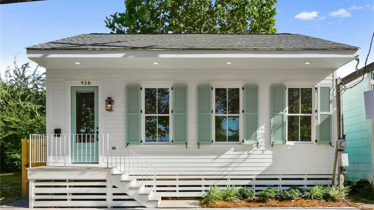 The Sweetest New Orleans Cottage We've Ever Seen Hits the Market for $225,000
