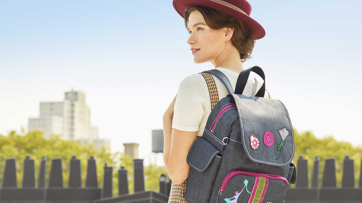 Kipling Debuts Whimsical, Wonderful Disney Mary Poppins Collection