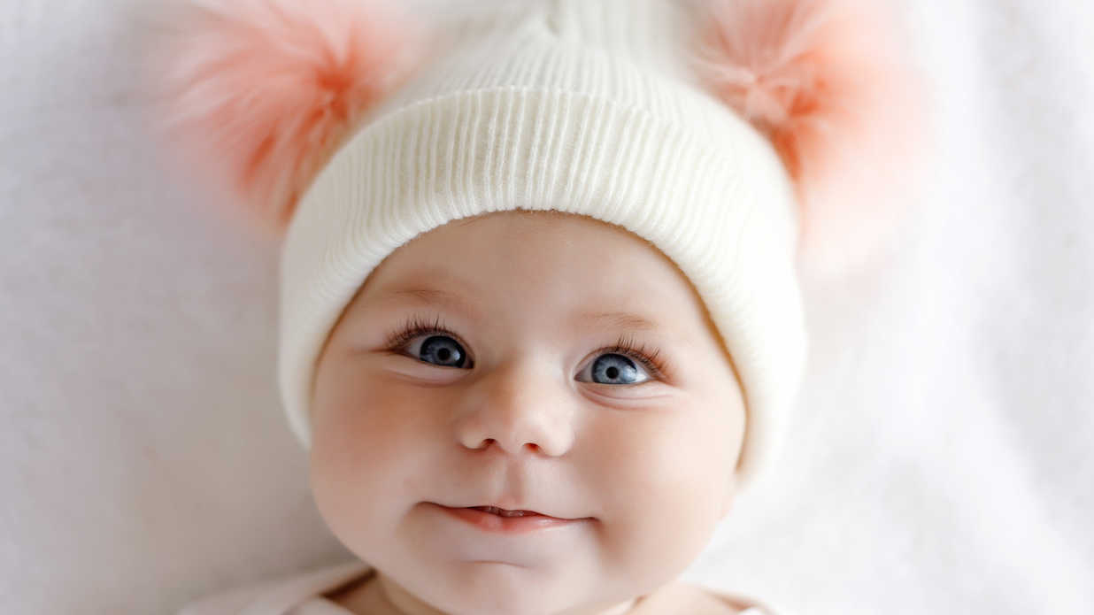 100 Beautiful Baby Girl Names—from A to Z—for 2019