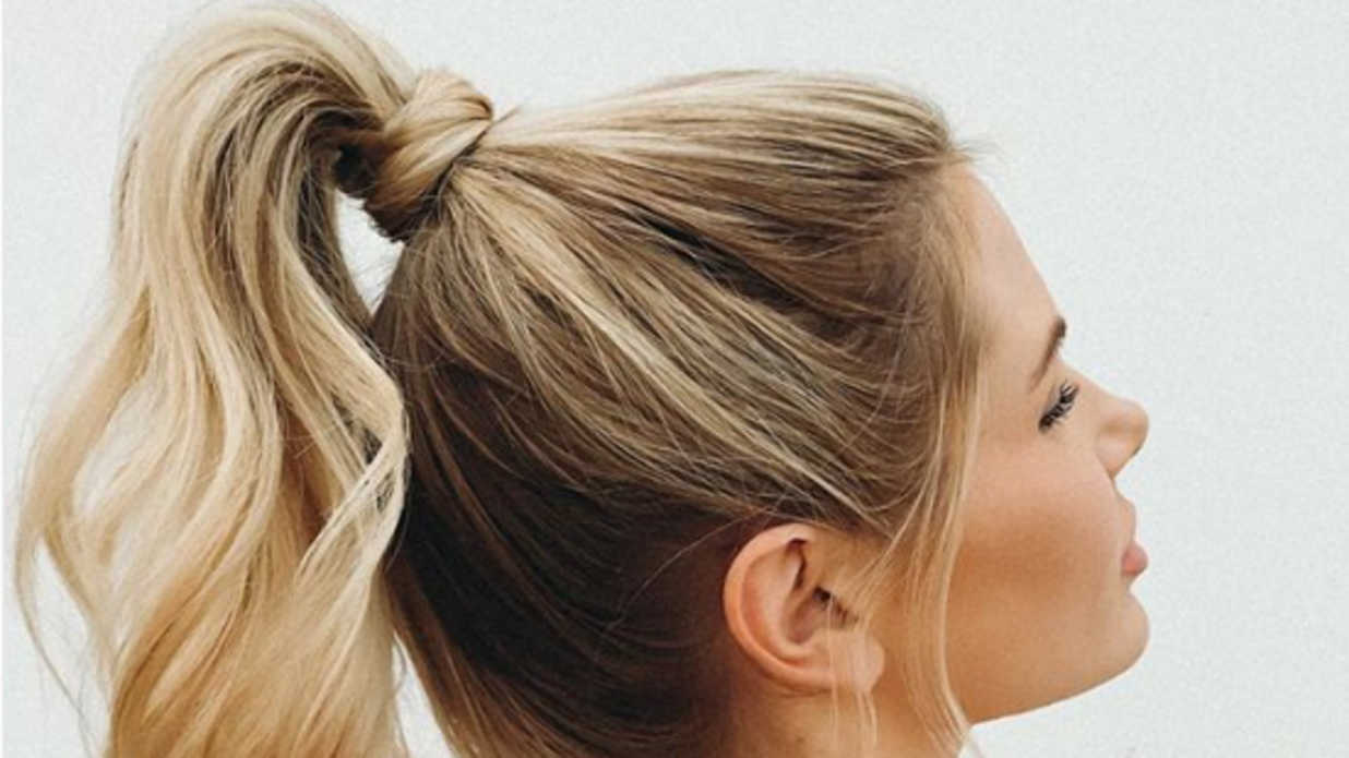 Ponytails Are Coming Back Big In 2019 Here Are 23 Pretty Styles To