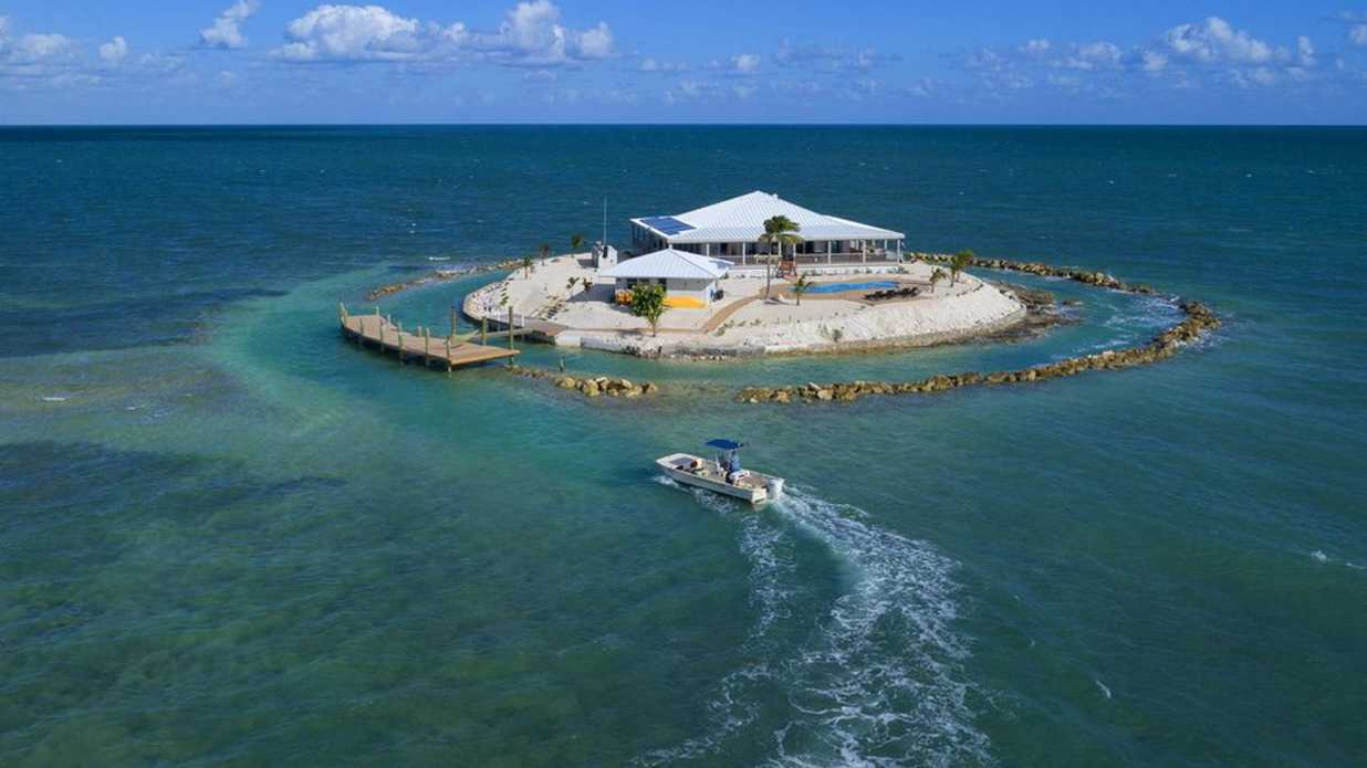 Private Island Off of the Florida Keys Asks $15,000,000