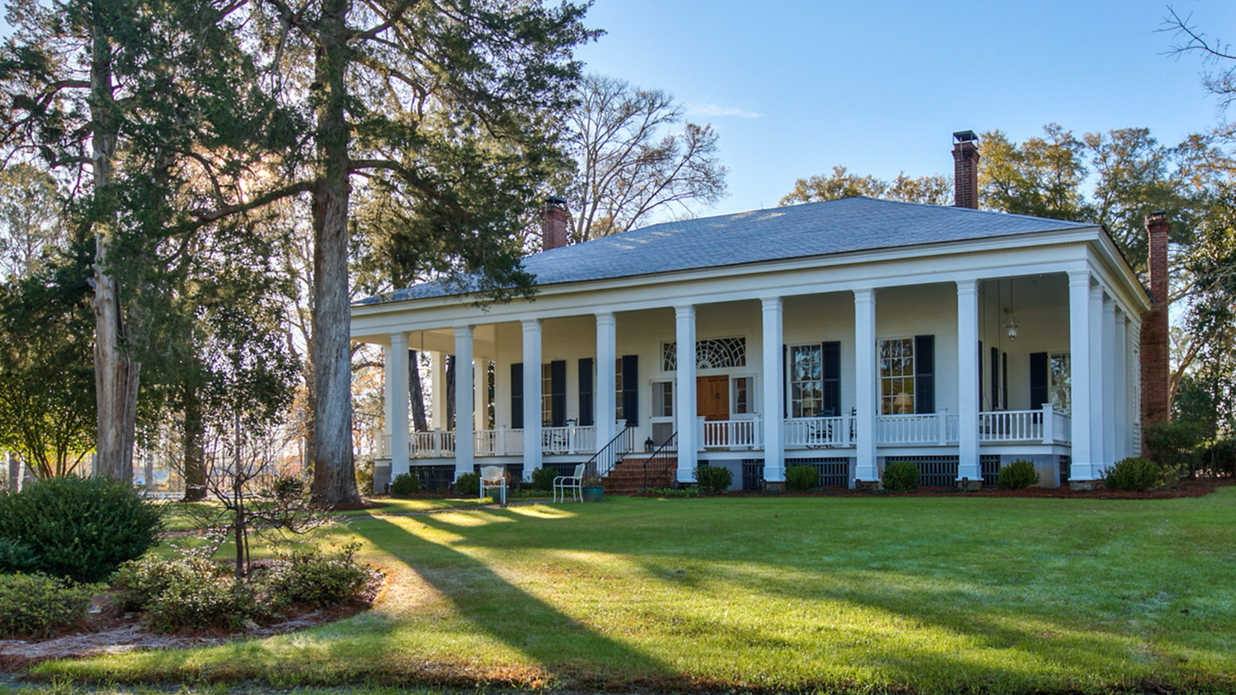 At $39 Million, This Enormous Quail Hunting Plantation is Georgia's Most Expensive Listing