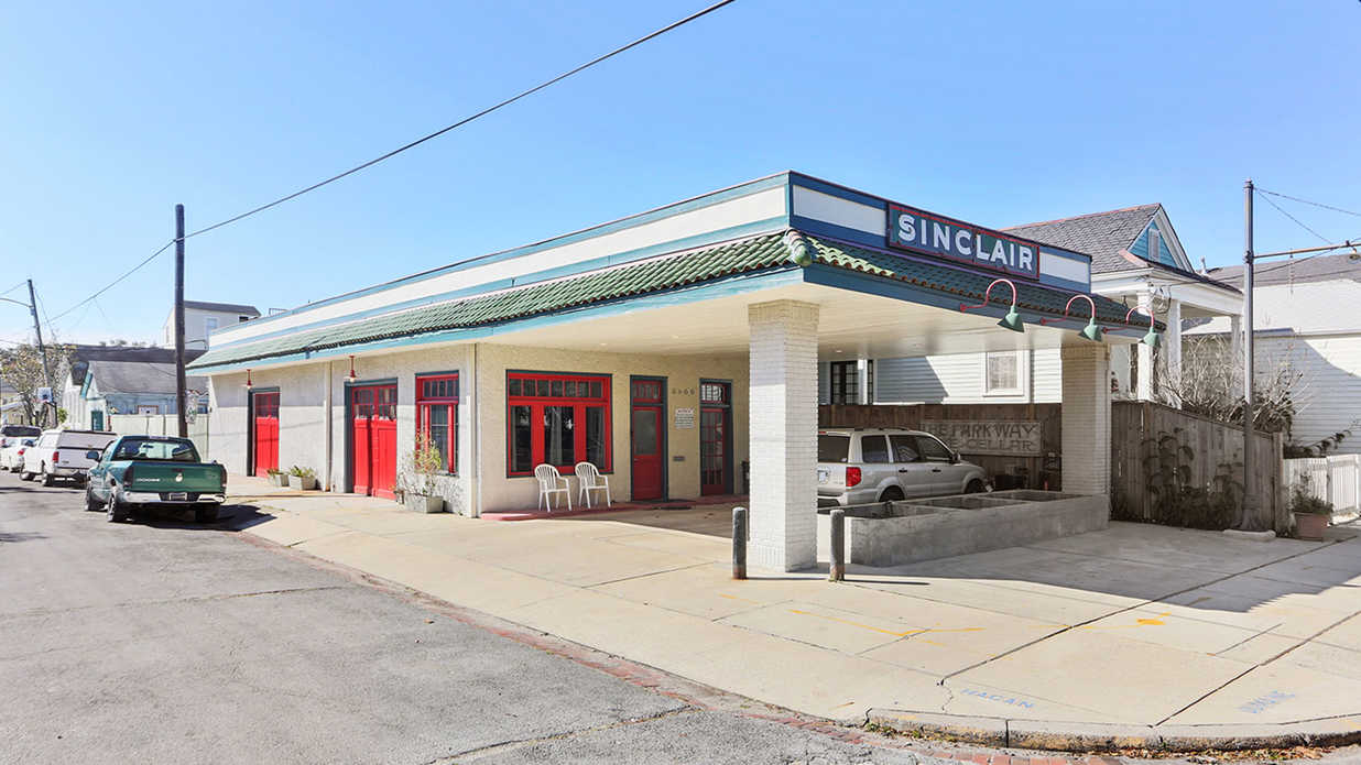 Fill 'er Up! New Orleans Gas Station Turned One-of-a-Kind Home Guaranteed to Rev Your Engine