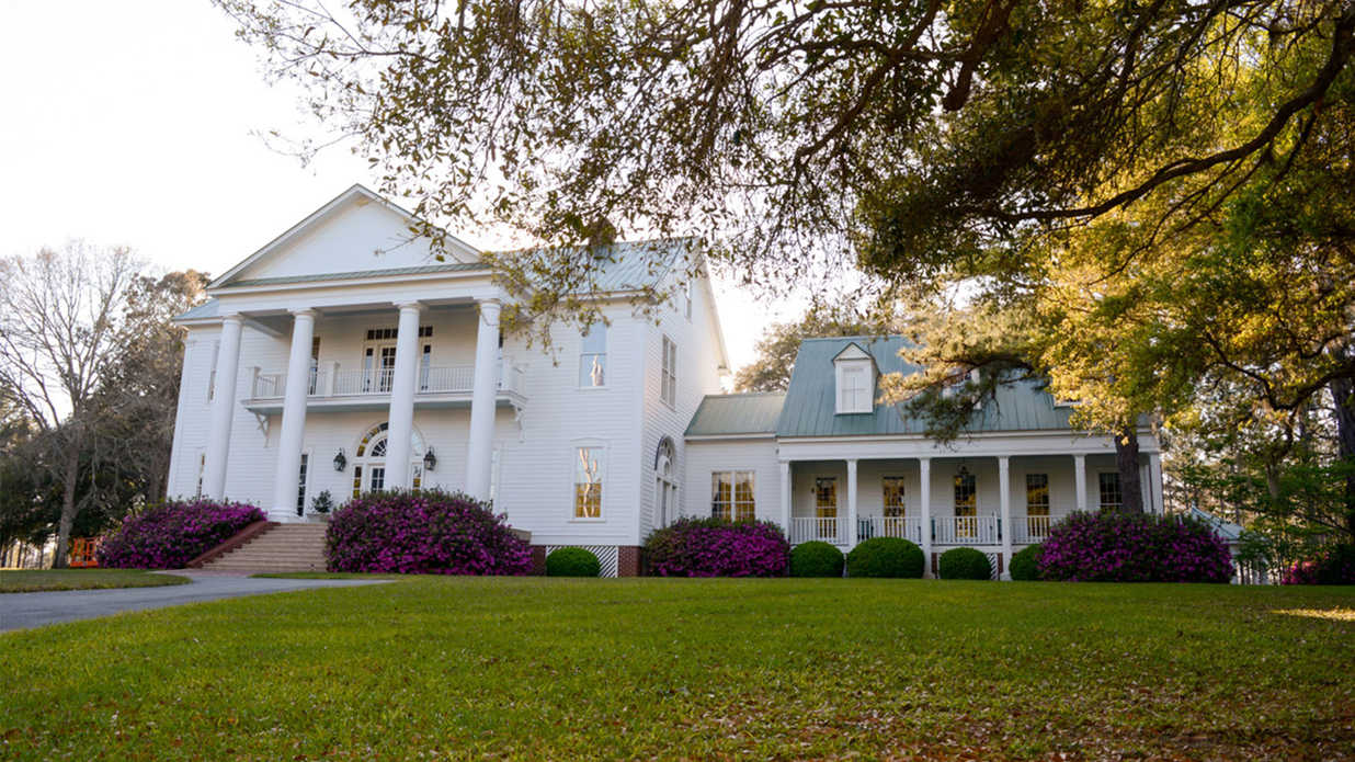 This Beautiful Red Hills Plantation is a Live Oak-Lover's Dream