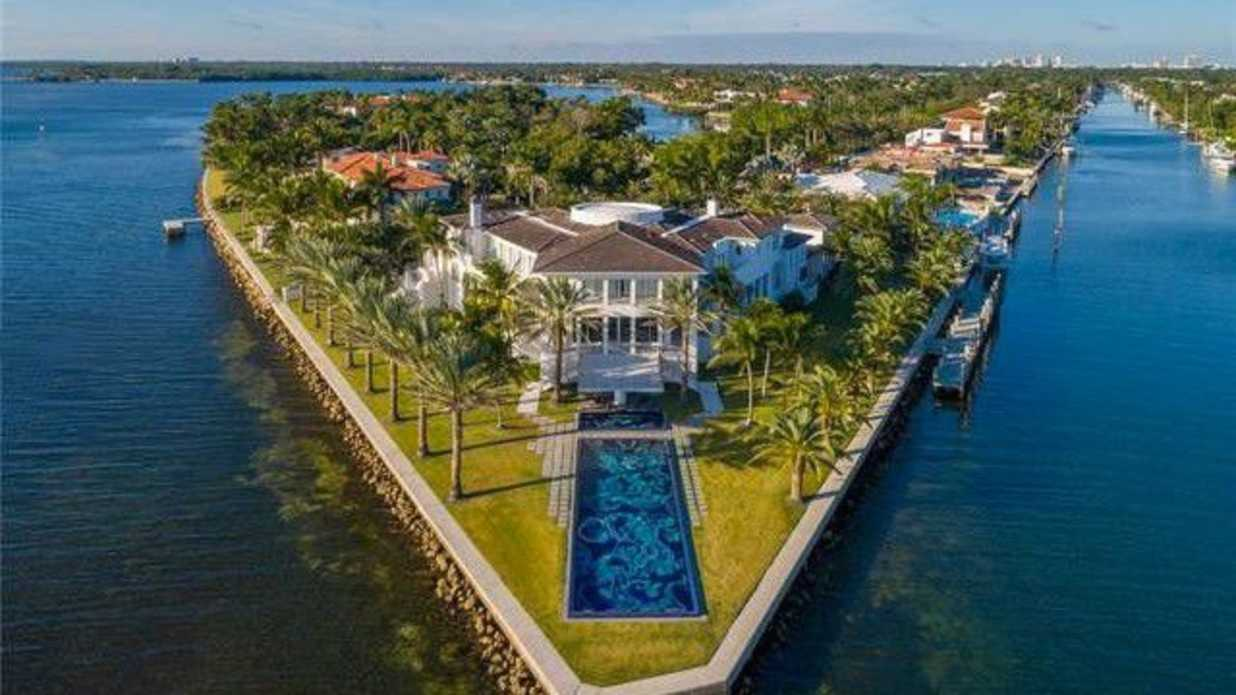 This Magnificent Coral Gables Estate Is Heading to Auction for $68 Million