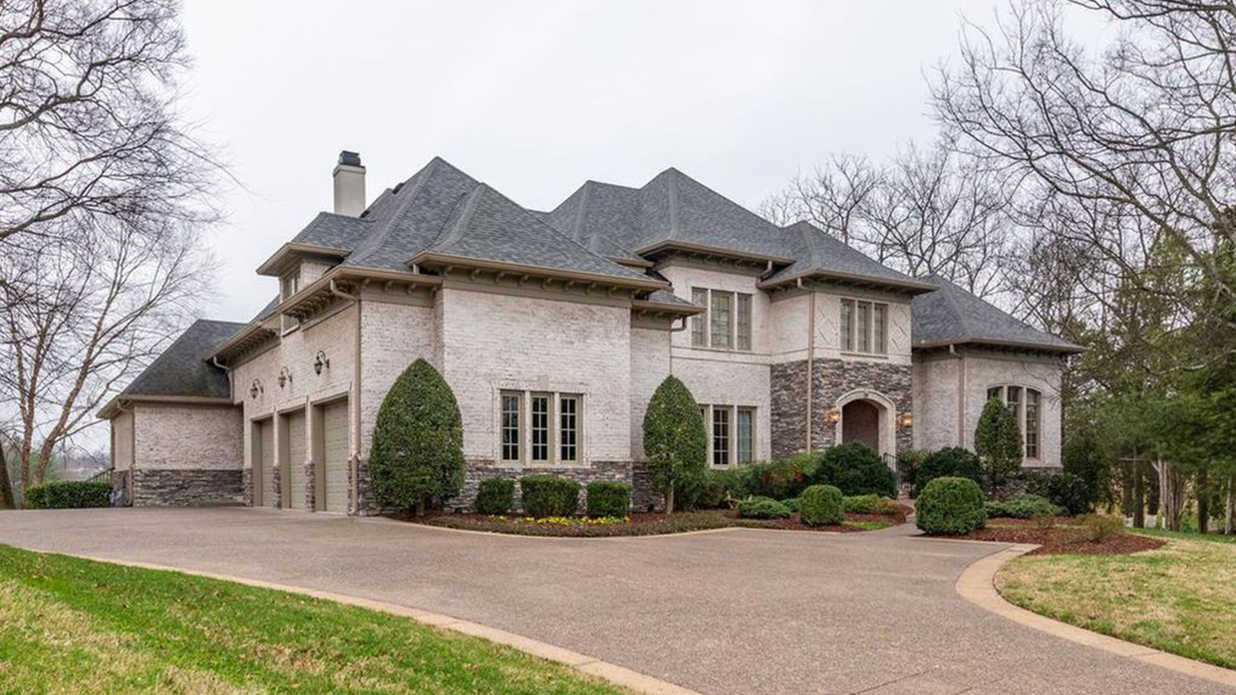 Carrie Underwood Lists Tennessee Mansion Where She Sustained Traumatic Fall for $1.45 Million