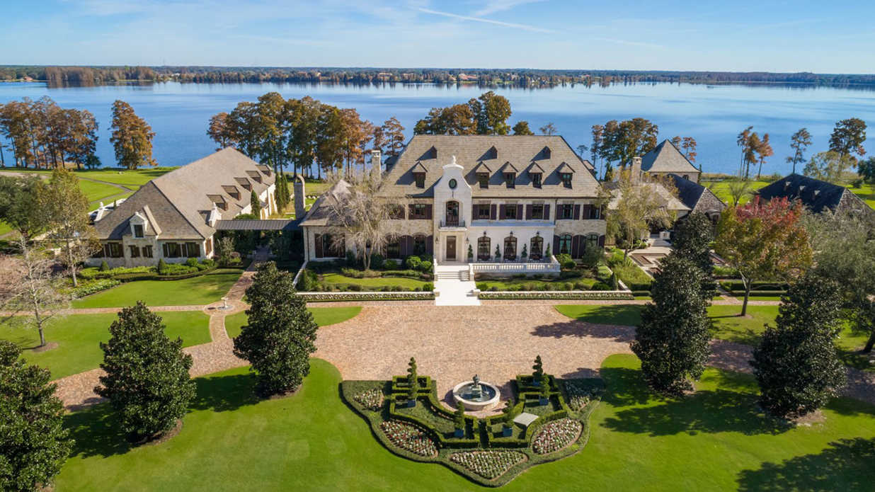 Tour This Palatial Florida Mansion with Every Conceivable Amenity