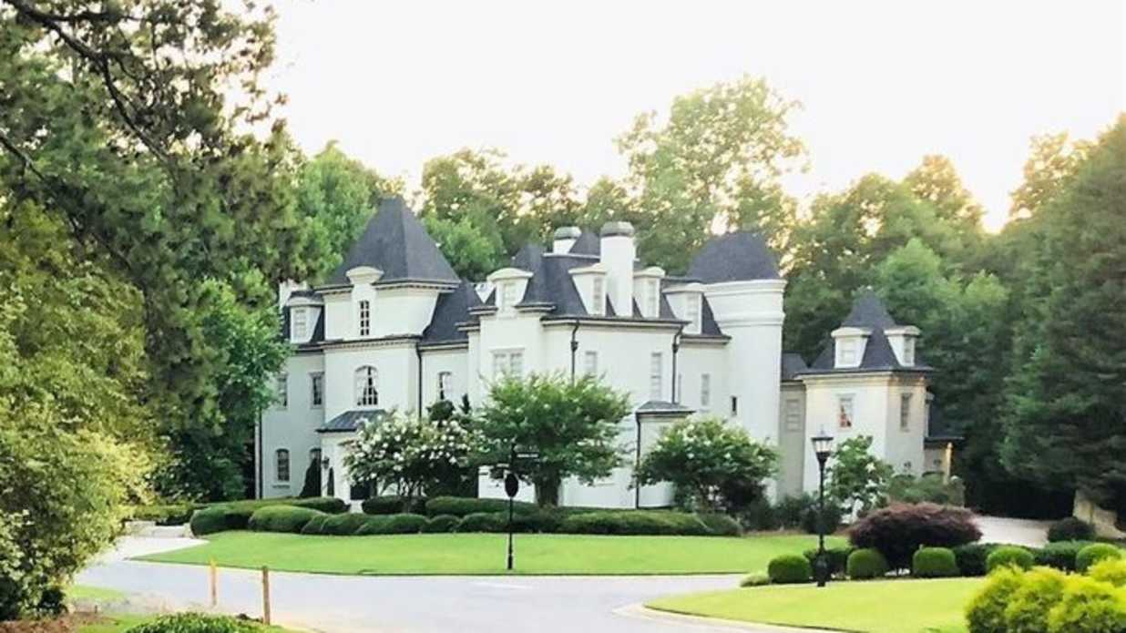 Fairy-tale Castle in Alpharetta, Georgia, Can Be Yours for $1,350,000