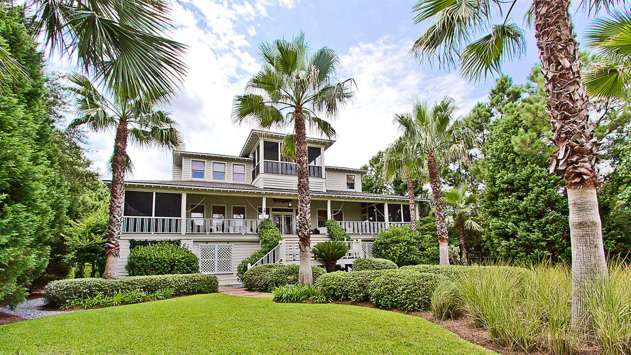 Sandra Bullock Just Listed Her Magnificent Tybee Island Beach House