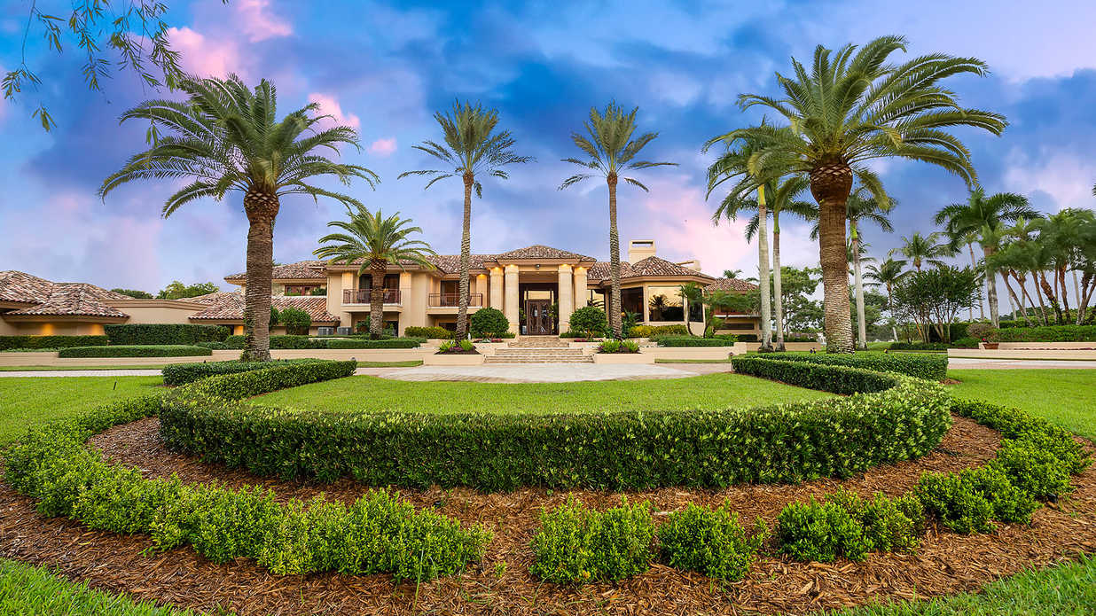 Stunning, Asian-Inspired Florida Estate Gets $10 Million Price Cut
