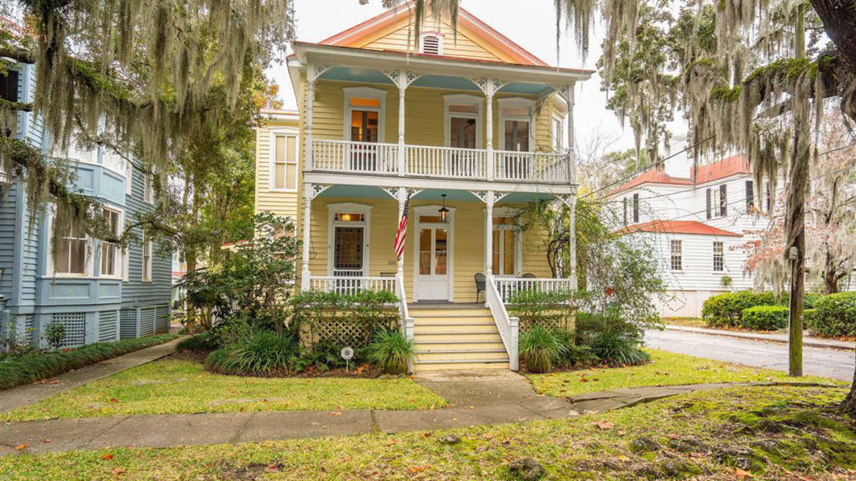 This Charming Palmetto Bluff Craftsman Home Could Be Yours