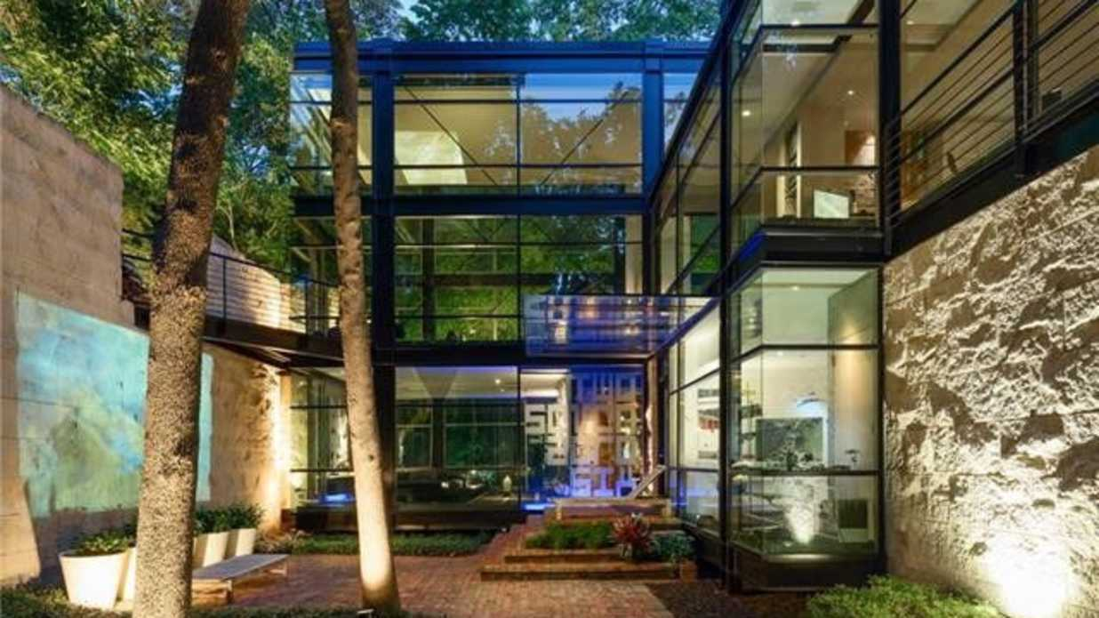 Jaw-Dropping Glass Home in Dallas Can Be Yours for $3,520,000