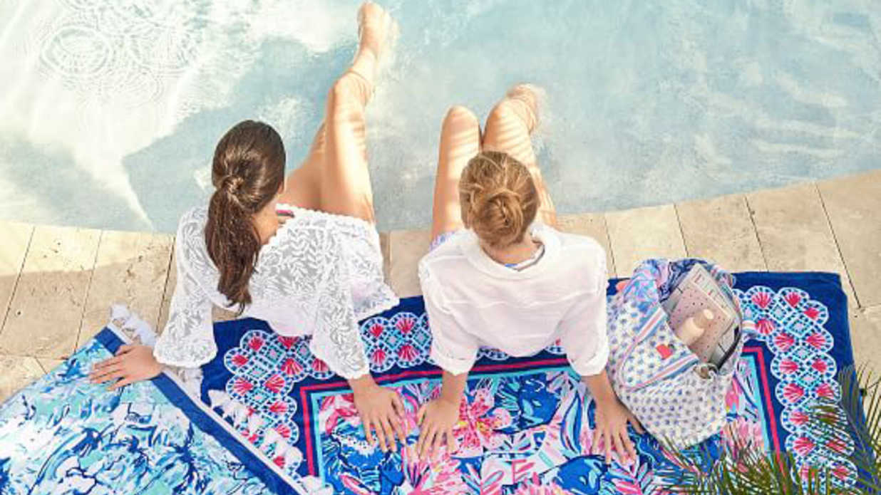 The Best—and Cutest—Beach Towels You Can Buy Right Now