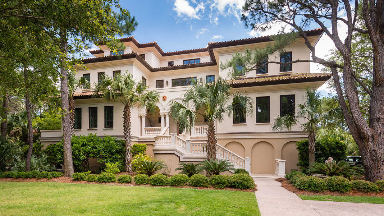 This Ultra-Luxe Kiawah Island Estate Has Ocean Views for Days and Days