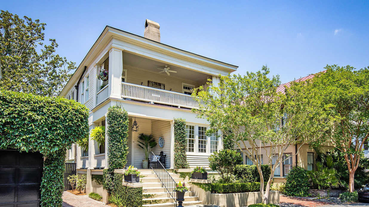 This Completely Renovated Charleston Charmer is on the Market
