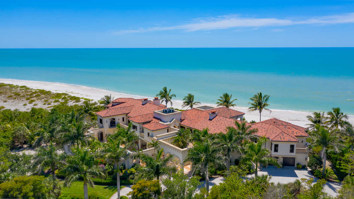Tour Mandalay, the $16.895 Million Estate That's Sanibel Island's Most Expensive Listing