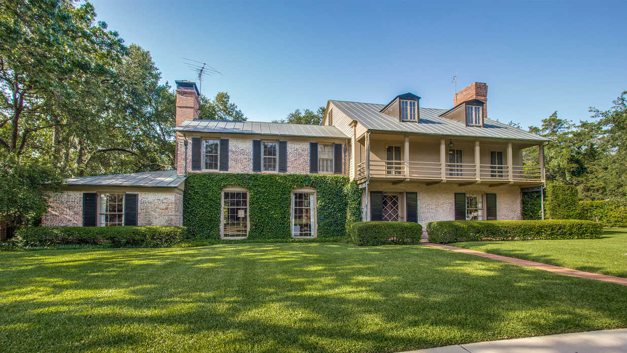 One of Texas' Most Important Homes Is for Sale in Dallas