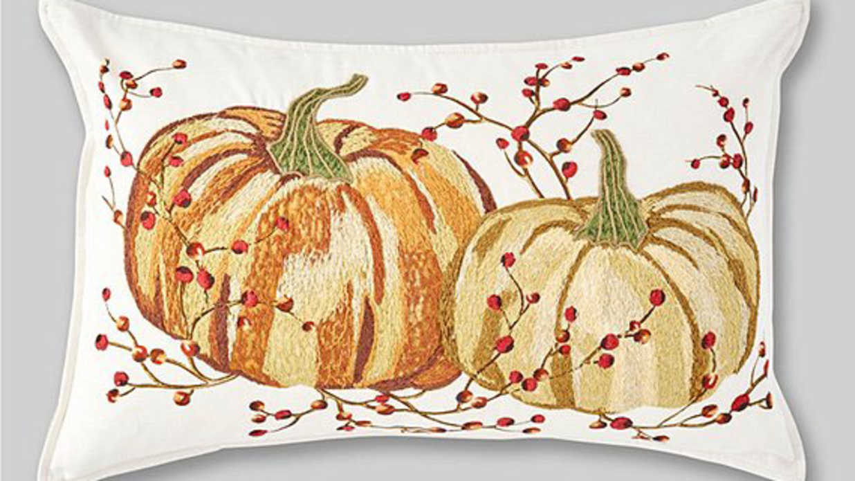 Our Favorite Fall Throw Pillows