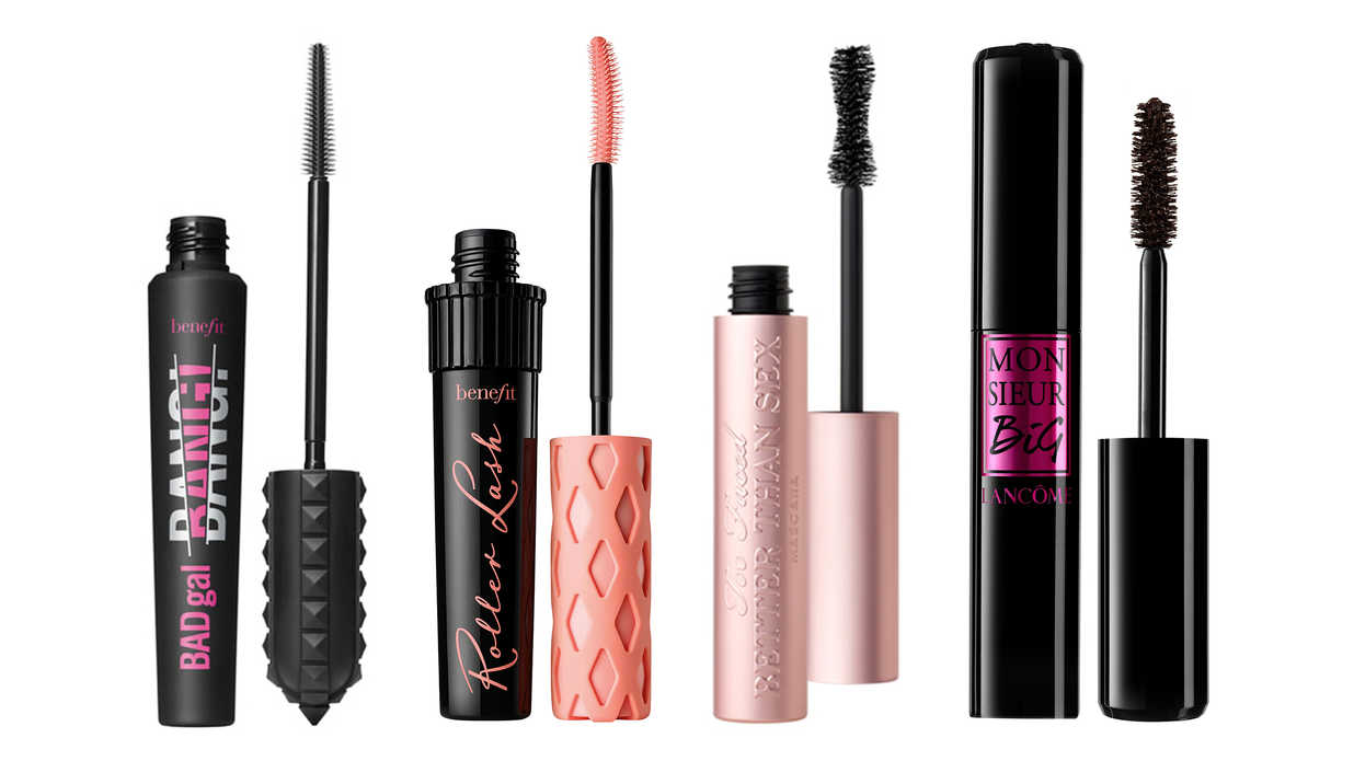 You Asked, We Answered: Which Mascara Wand Shape Should I Be Using?