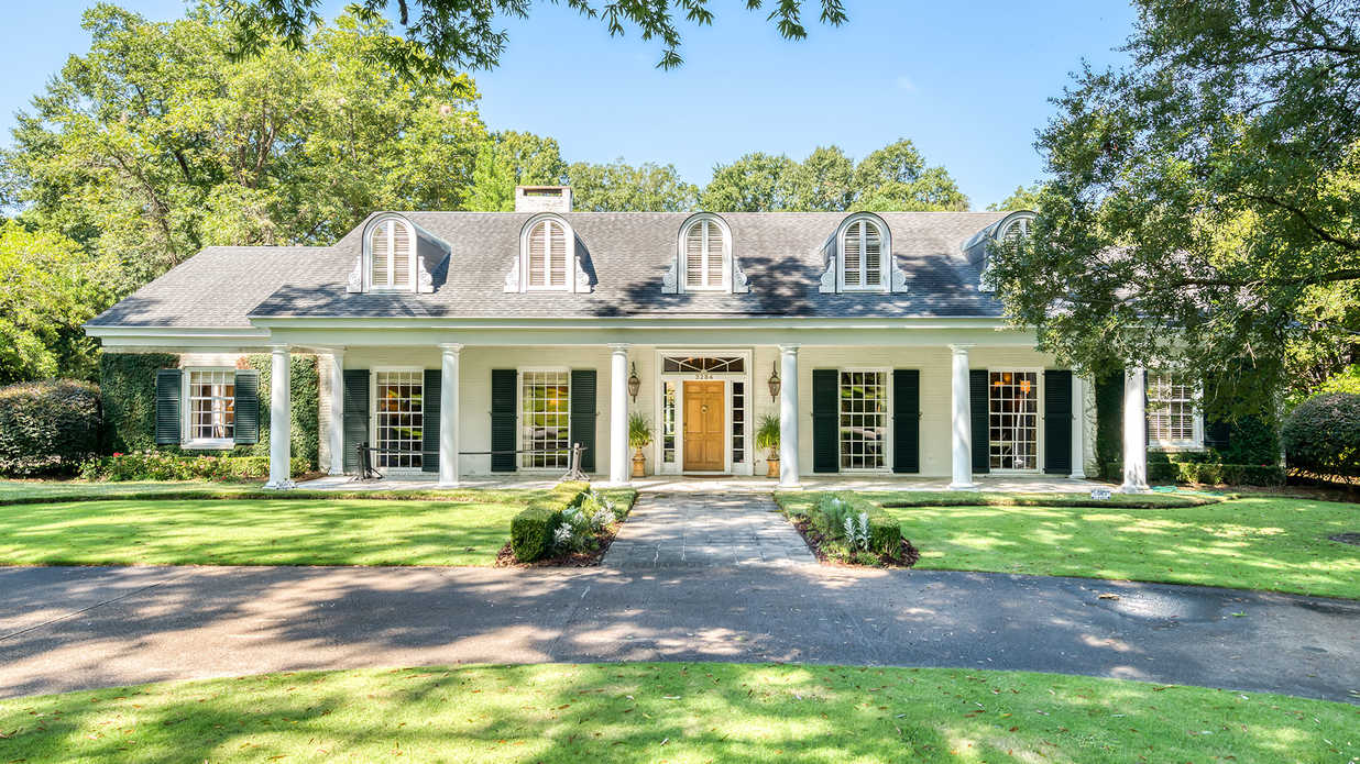 This Timeless Country Beauty Just Hit the Market in Alabama's Capital City