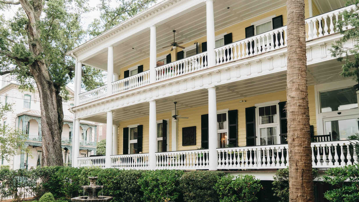 Charleston's Iconic Governor's House Inn is On the Market