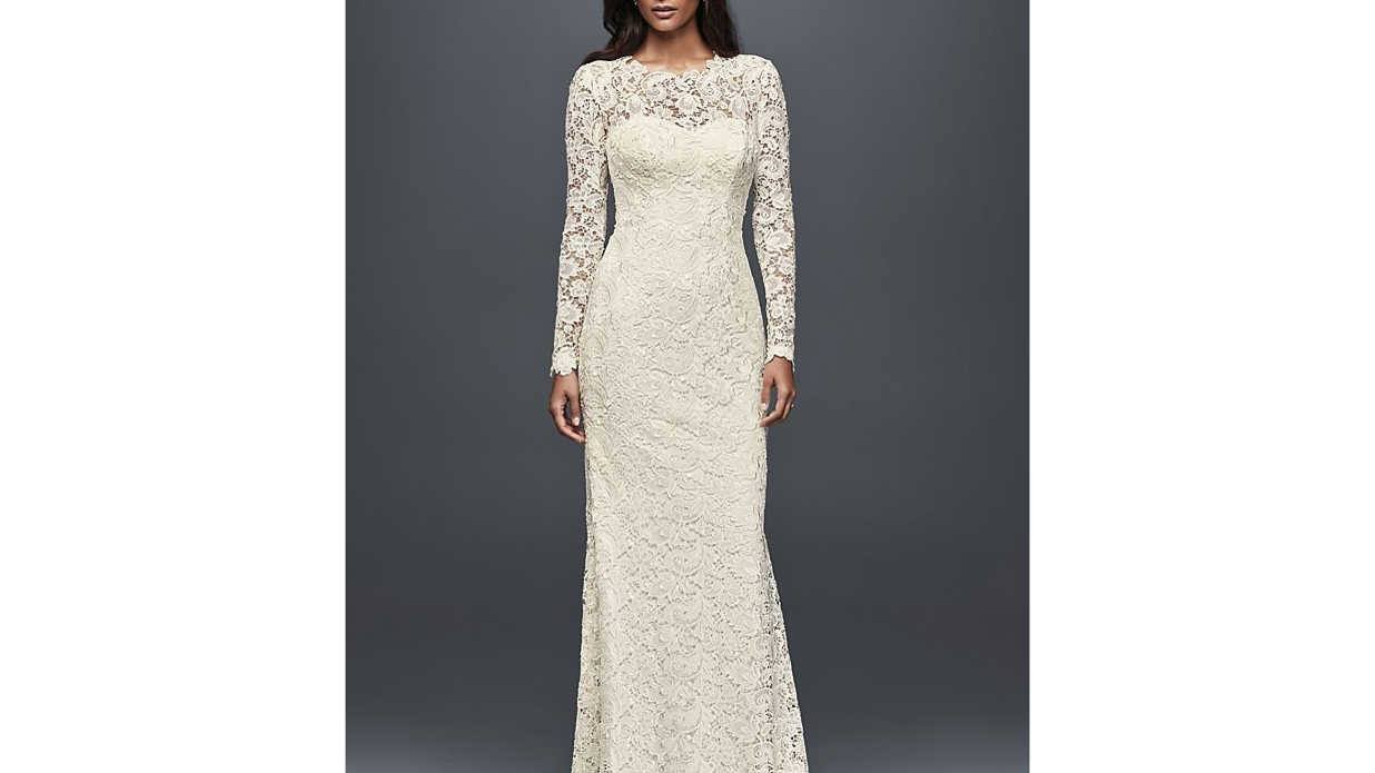 Beautiful Wedding Dresses for Winter Brides