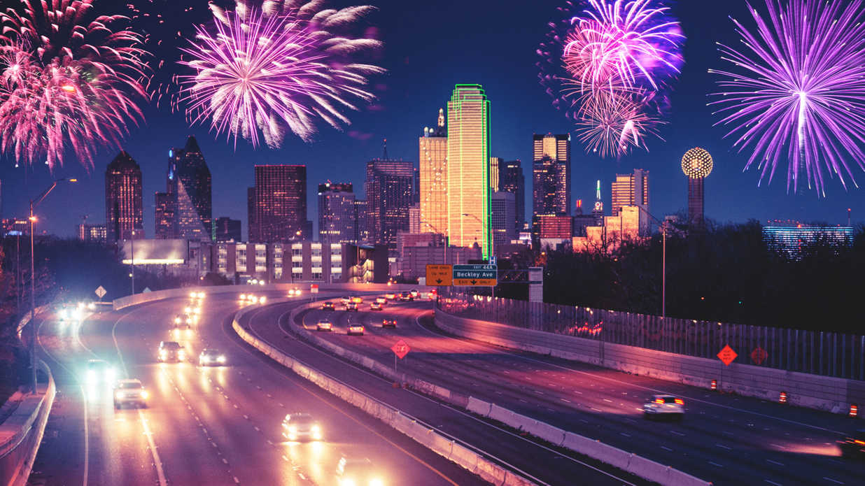 America's Best Cities for New Year's Eve