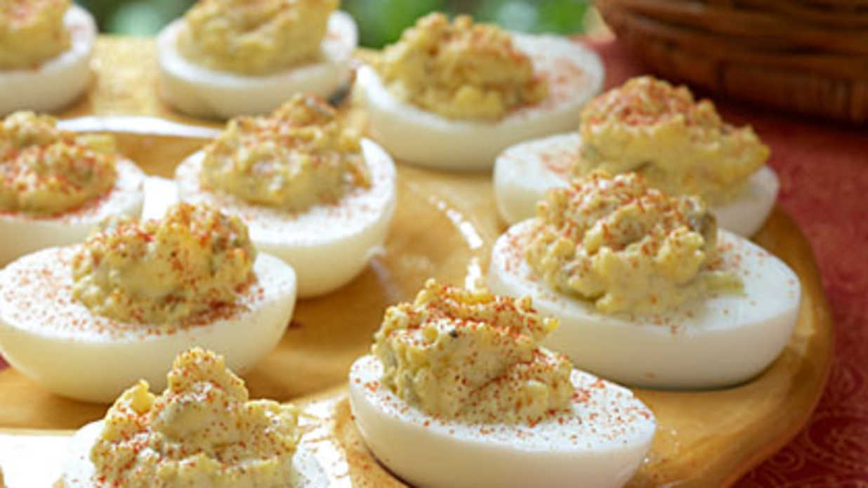Basic Deviled Eggs Recipe