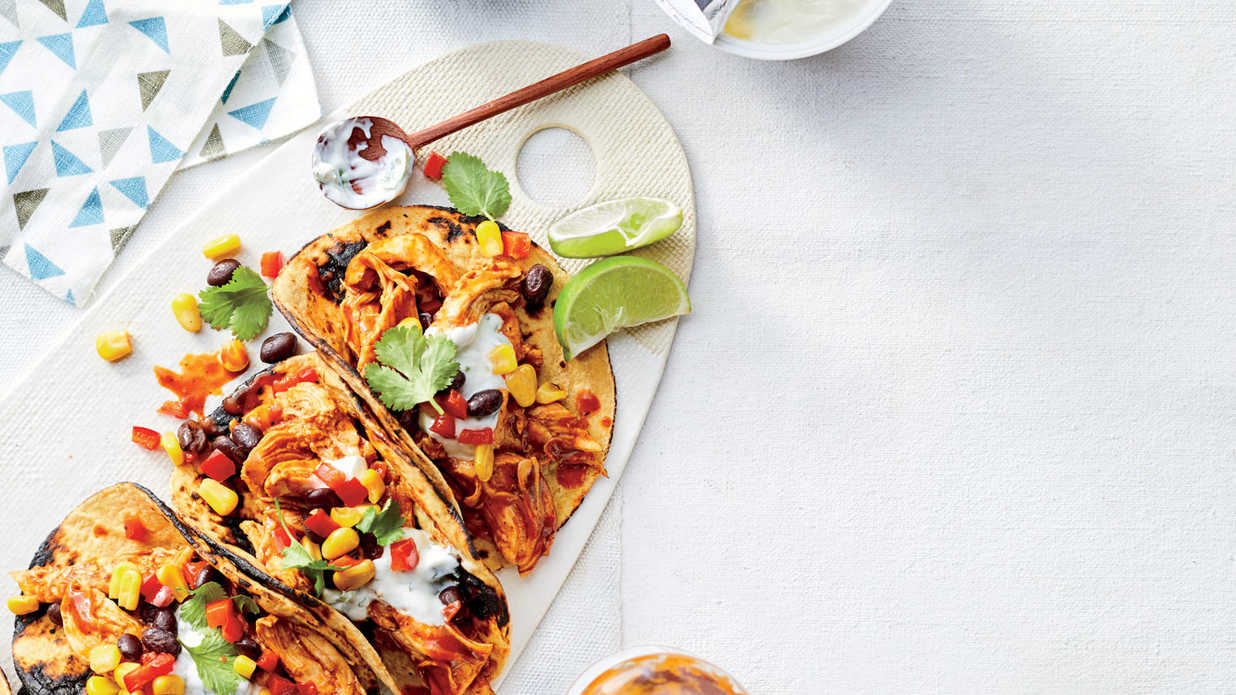 Chicken Taco Recipes