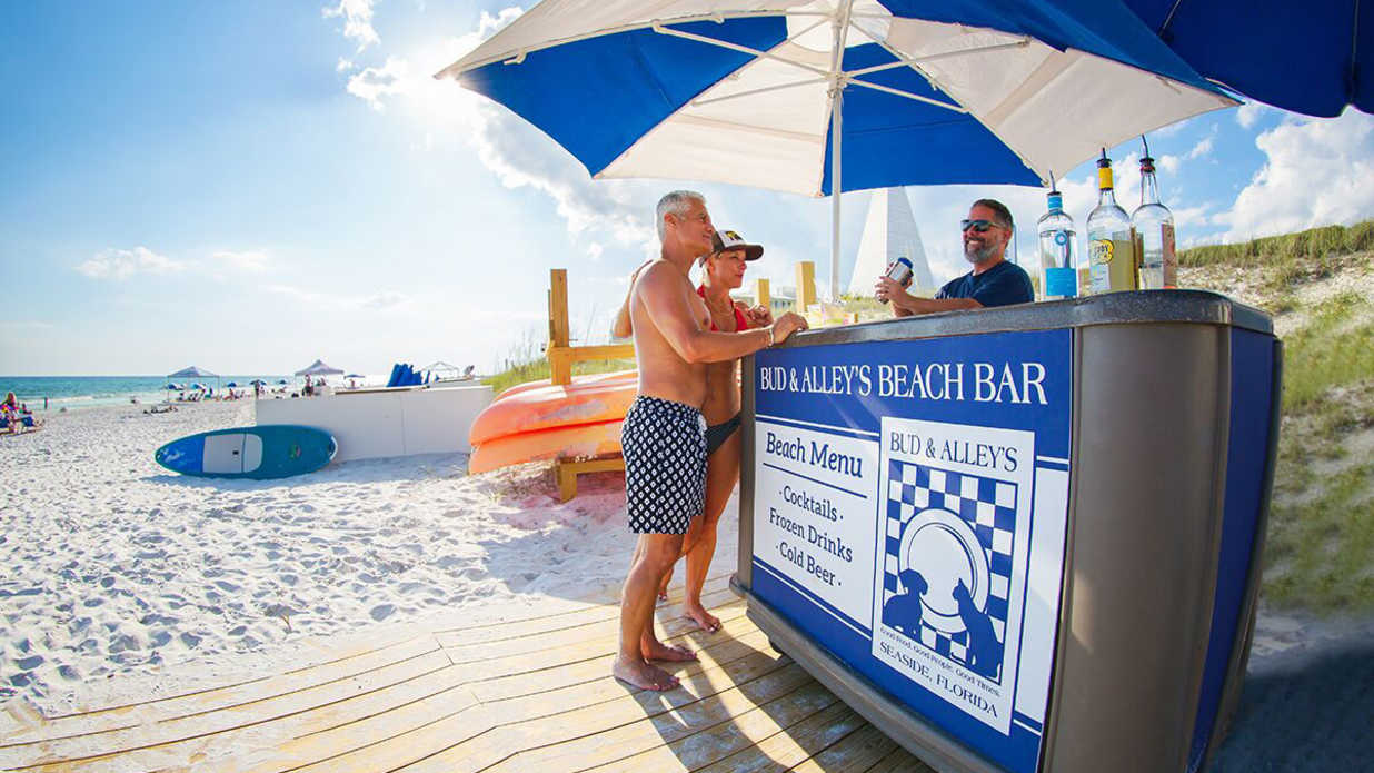 10 of the Best Beach Bars in Florida