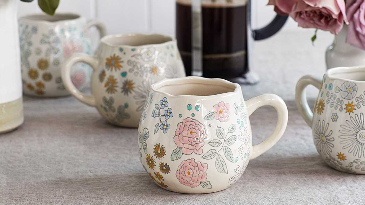 Amazon's New Line of Handmade Ceramics Is So Darn Adorable (And Affordable)