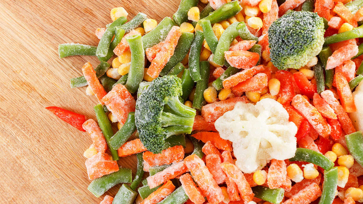 10 Frozen Vegetables to Keep on Hand—and Tasty Ways to Use Them
