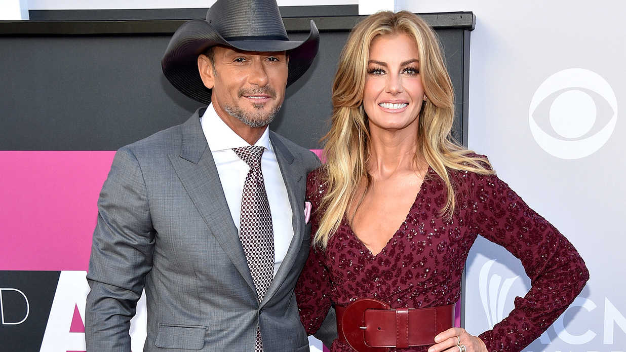 Tim McGraw Calls Wife Faith Hill His 'Best Friend' and Family's 'Center' in Sweet Birthday Post
