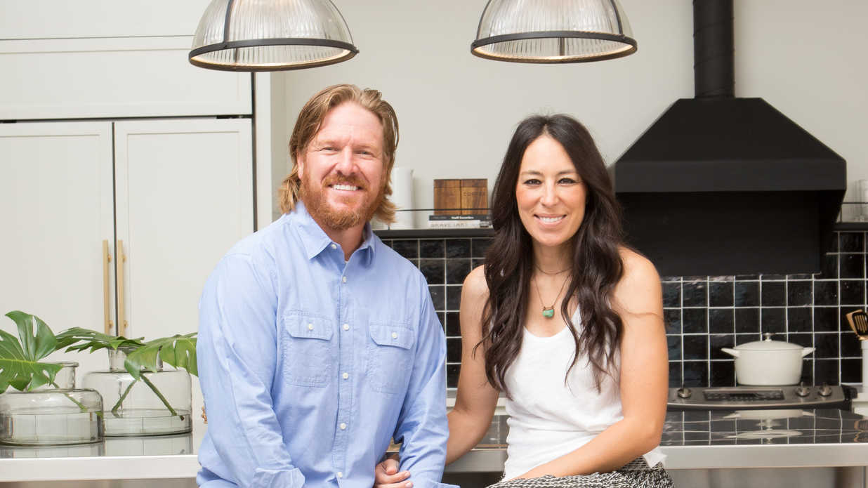 Chip and Joanna Gaines Take on Their First-Ever Fixer Upper Apartment Renovation: See Inside