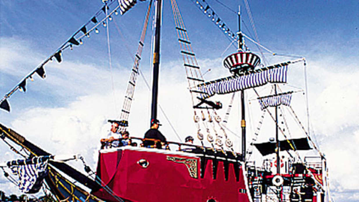 Pirate Cruise Clearwater FL Fall Beach Trips And