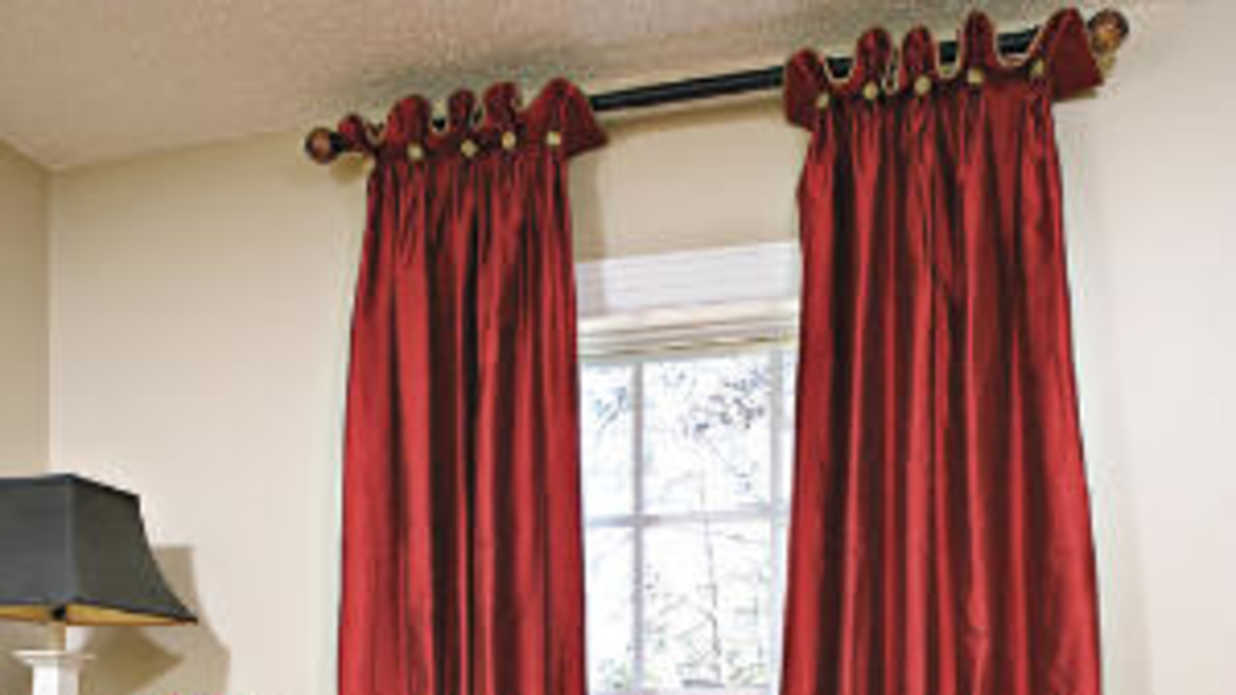 around your home window treatments southern living