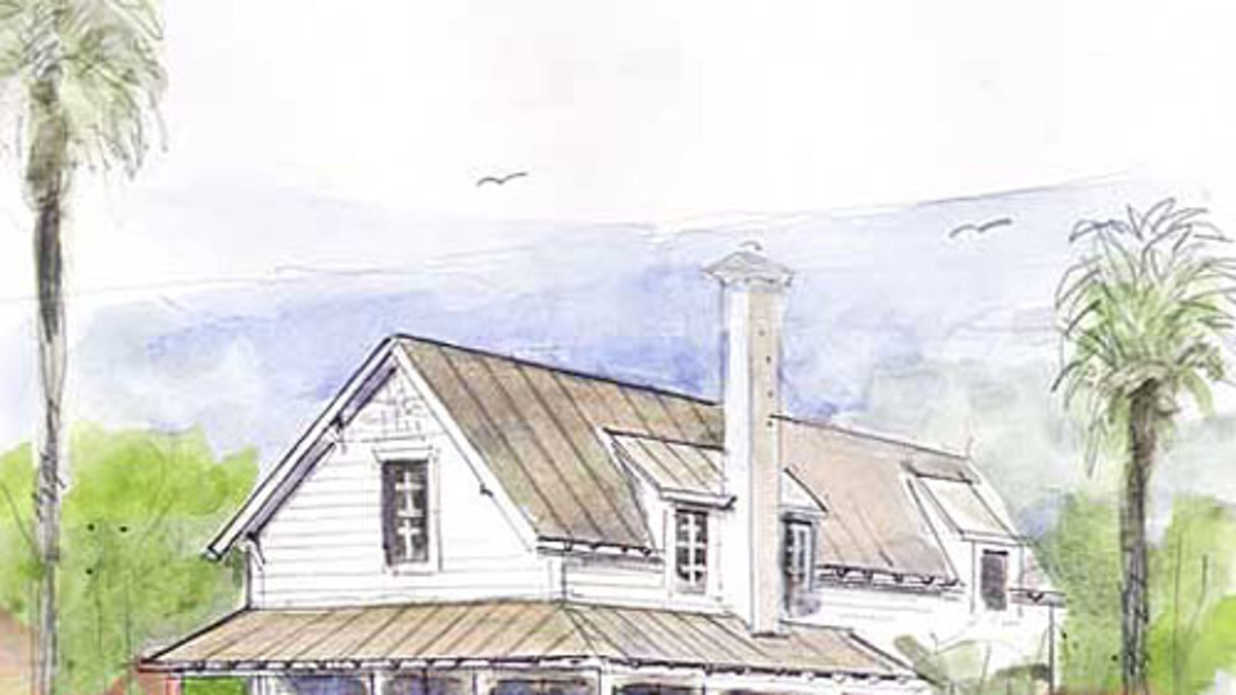 Habersham Cottage Floorplans Southern Living