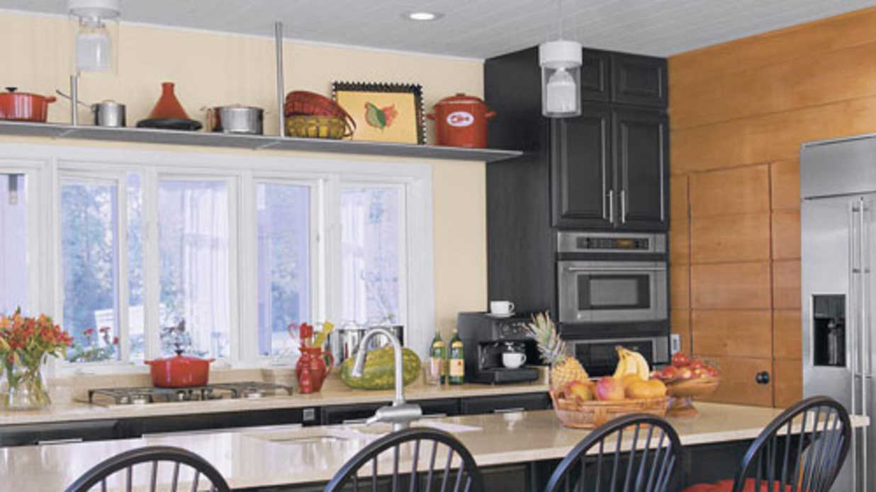 Southern Living Kitchens Black And Red Kitchen Idea House Kitchen Design Ideas Southern