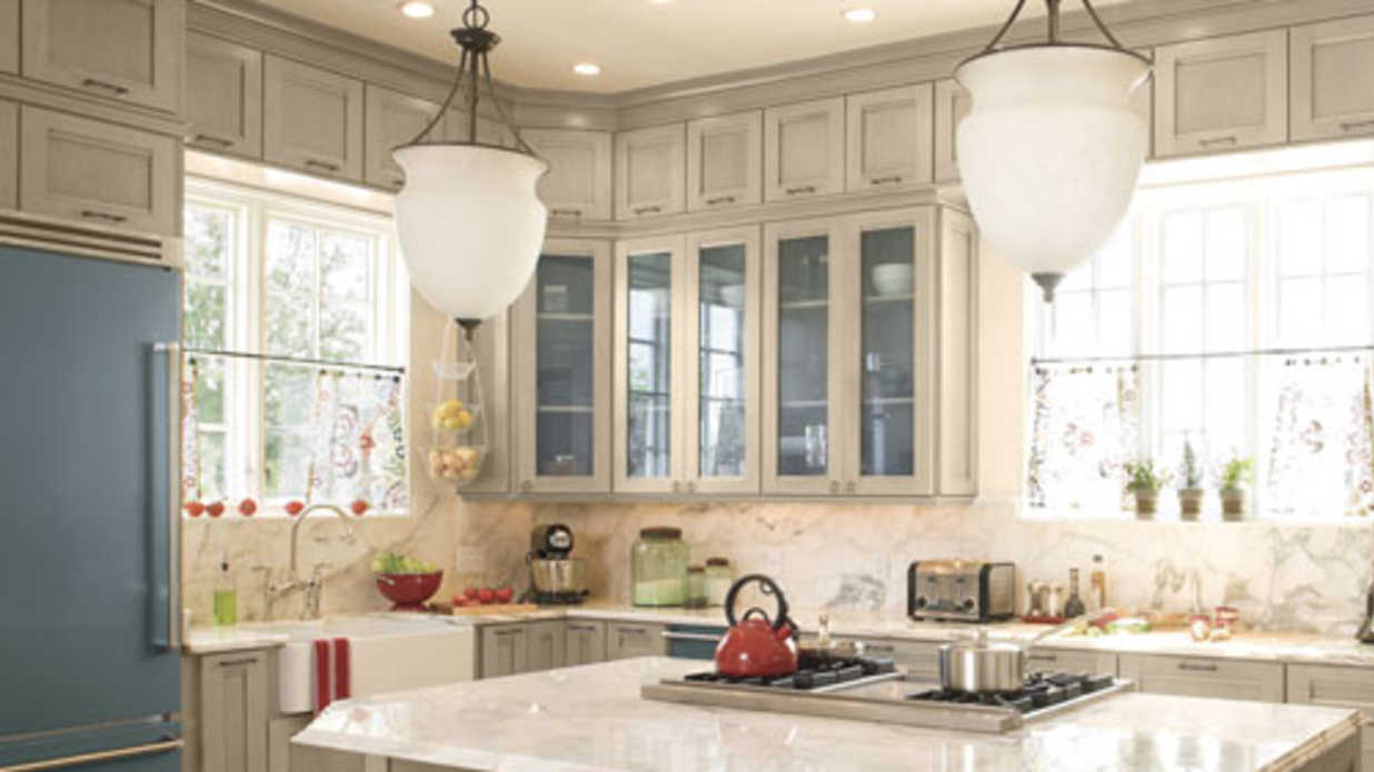 Southern Living Kitchens Decorative Cut Out Island Stylish Kitchen Island Ideas