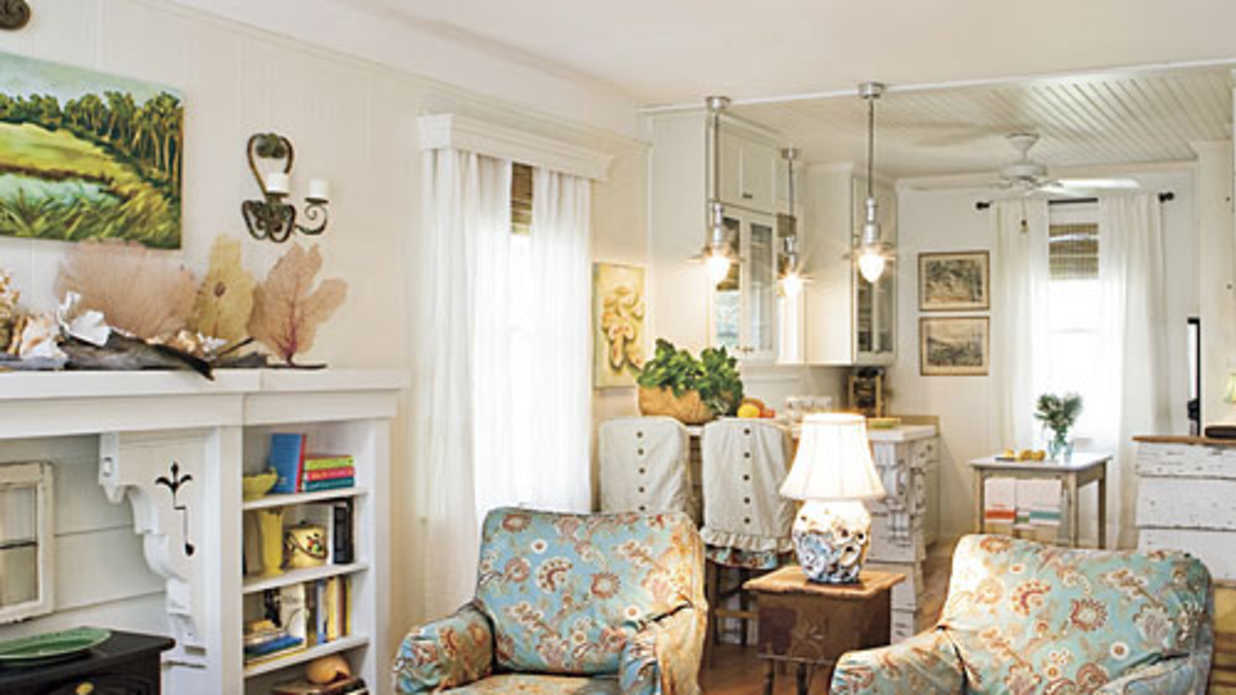 Living room ideas southern living for Southern living keeping room ideas