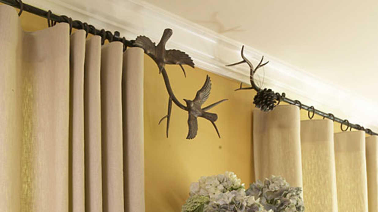 whimsical accents bedroom window treatments southern living