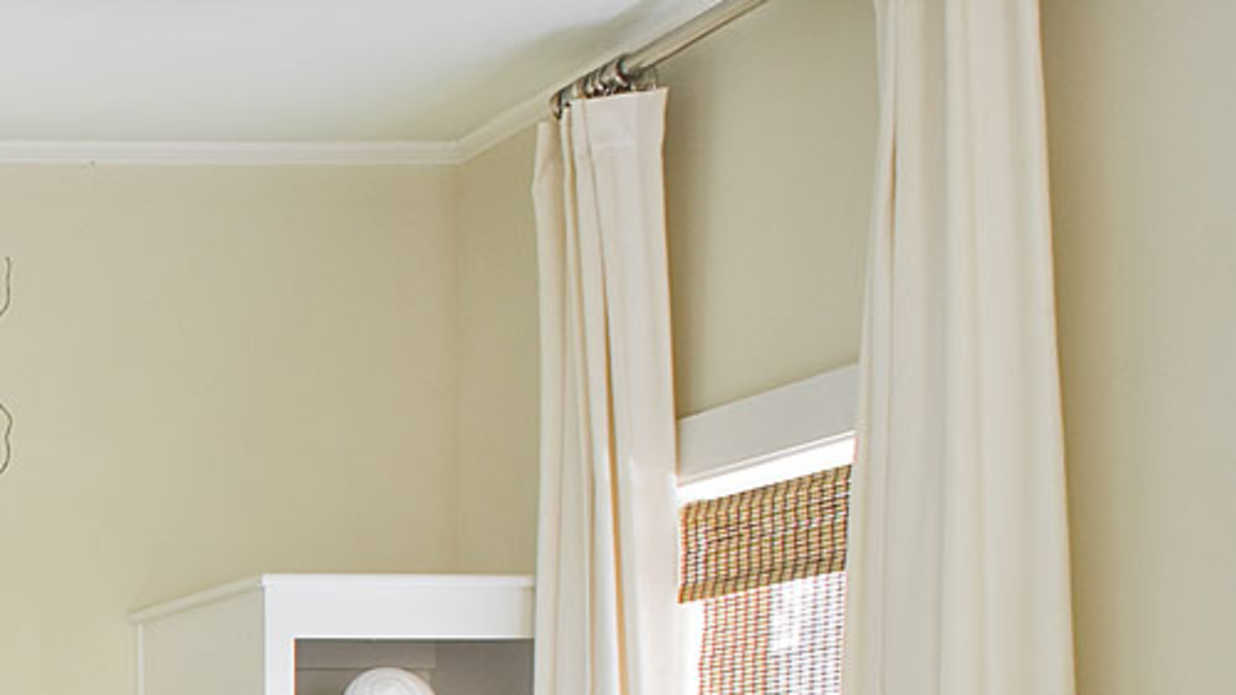 simple window treatments design ideas for living rooms and dining