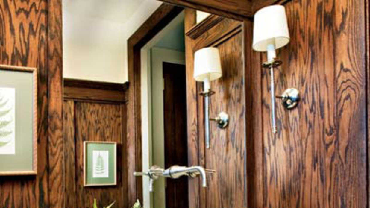 Southern Living Bathroom Decorating Ideas : Powder room pointers bathroom ideas and design