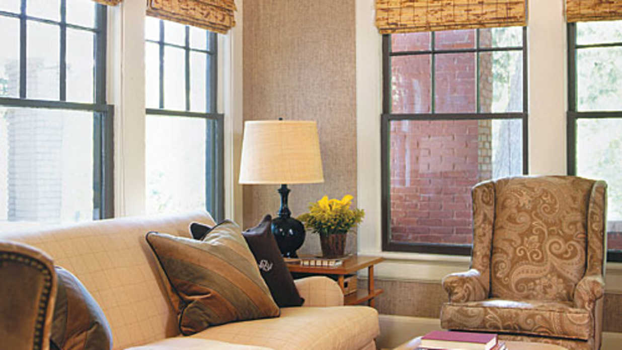 Small Living Room Makeover Southern Living