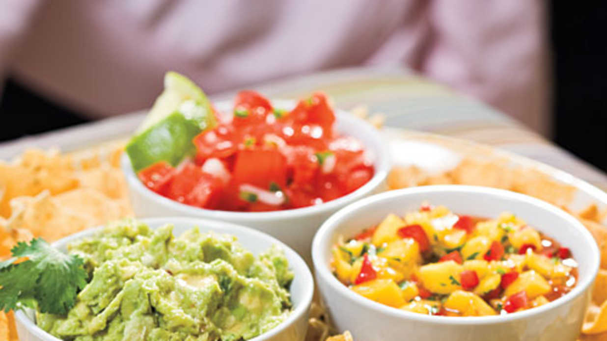 Fiesta party menus drinks dips and recipes southern living forumfinder Choice Image
